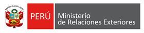 Ministerio de relaciones exteriores per for Ministerio del interior migraciones peru