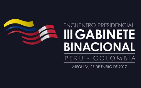 Perú y Colombia acuerdan fecha del Encuentro Presidencial y III Gabinete Binacional de Ministros