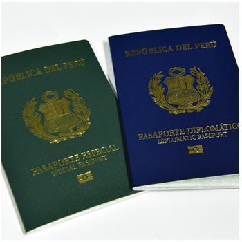 Expedici N De Pasaportes Electr Nicos Diplom Ticos Y Especiales