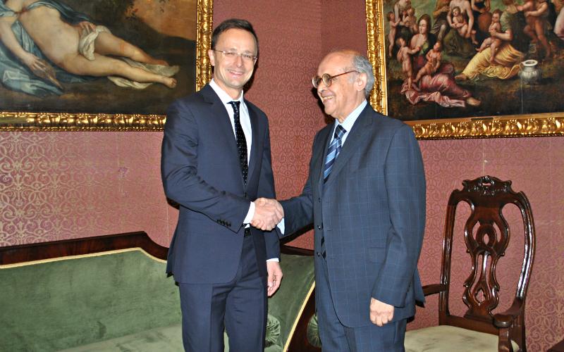 Ministro de Asuntos Exteriores y Comercio Exterior de Hungría visita el Perú para fortalecer las relaciones bilaterales e inaugurar oficialmente su Embajada en Lima