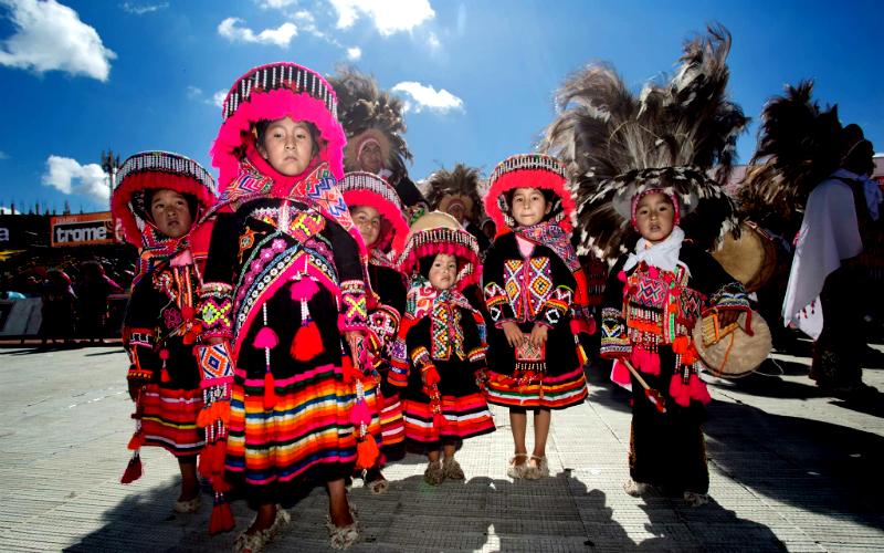 ODE Puno crea concurso regional de fotografía sobre la festividad de la Virgen de la Candelaria