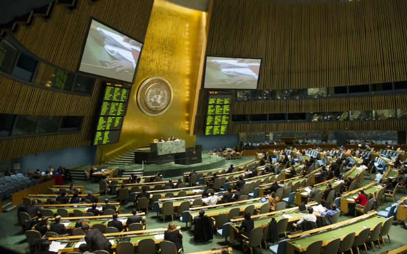 Perú presidirá el Comité contra el Terrorismo de Naciones Unidas