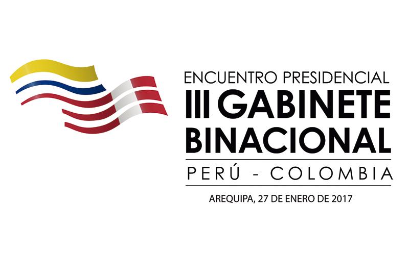 Perú y Colombia celebran Encuentro Presidencial y III Gabinete Binacional