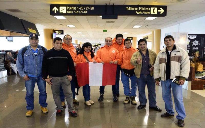 Perú brinda ayuda humanitaria a México por reciente sismo