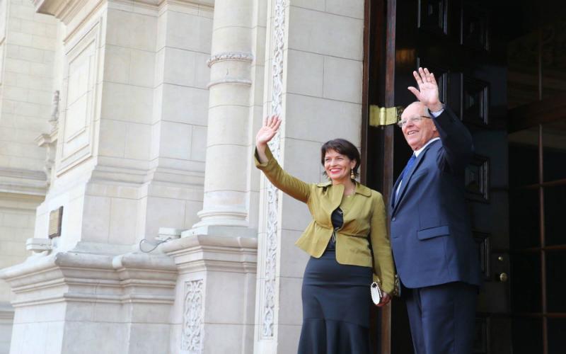 Declaración Conjunta del Presidente de la República  del Perú, Sr. Pedro Pablo Kuczynski y de la Presidenta  de la Confederación Suiza, Sra. Doris Leuthard