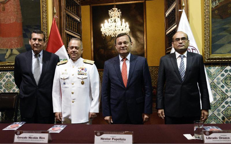 El Perú presenta su candidatura al Consejo de la Organización Marítima Internacional