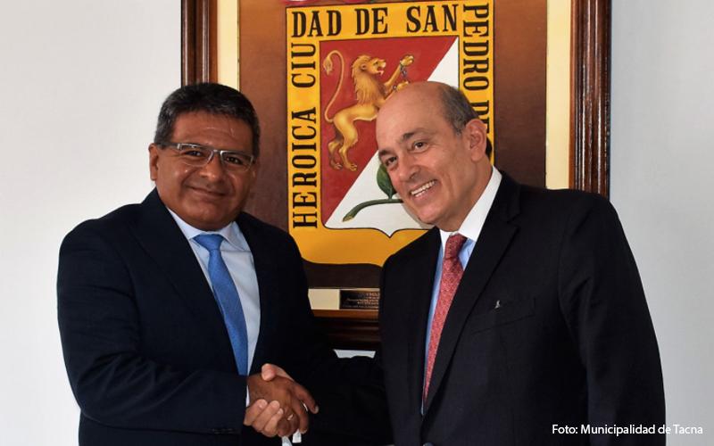 Cancillería se reúne con autoridades y asociaciones civiles de Tacna