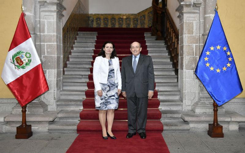 Comunicado Conjunto de la VIII Reunión del Mecanismo de Consultas Bilaterales Perú - Unión Europea