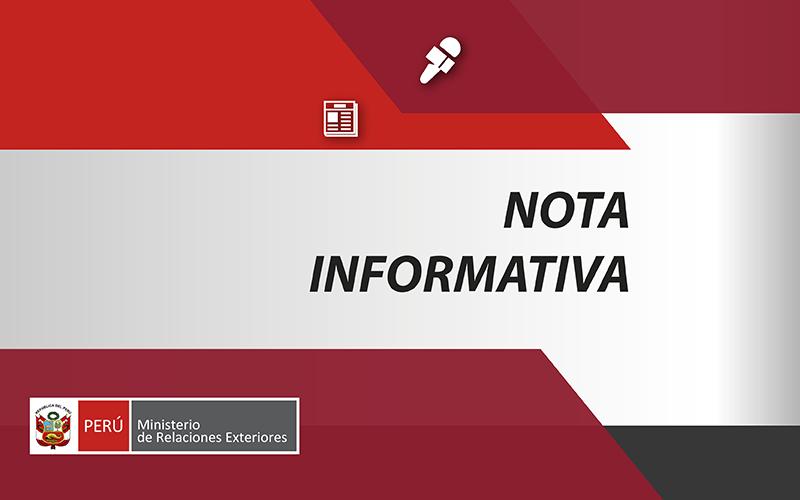 Cancillería se mantiene en contacto con nuestros connacionales luego del terremoto registrado en México