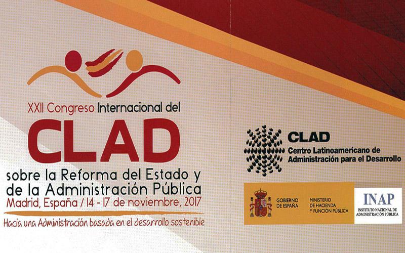 CLAD abre convocatoria para su XII Congreso Internacional sobre Reforma del Estado y de la Administración Pública