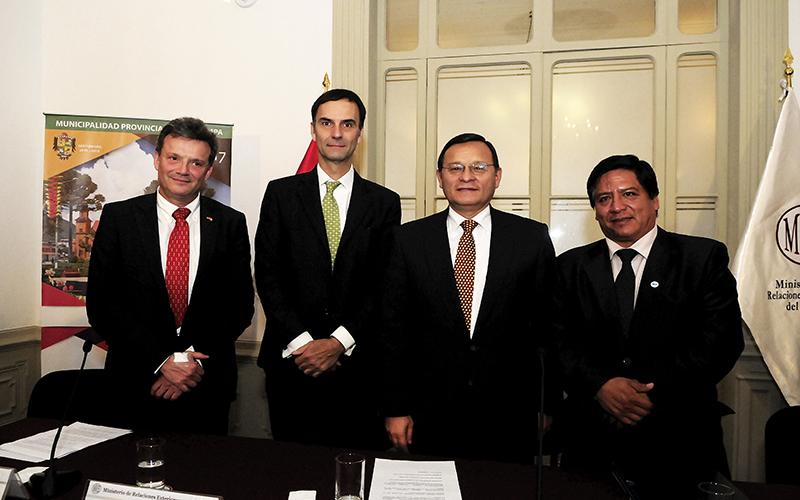 Lanzamiento oficial del programa del XV Encuentro de Comunidades de Habla Alemana de América Latina