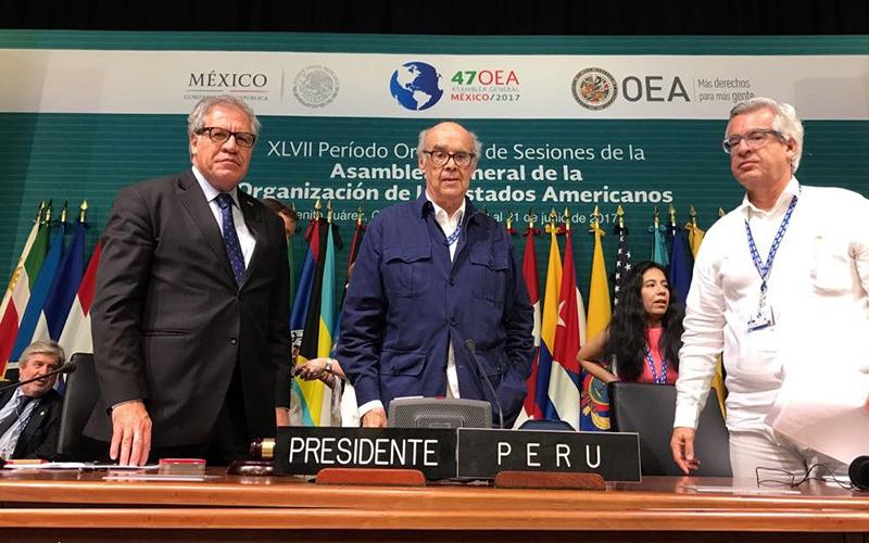 Gobernabilidad democrática frente a la corrupción será tema central de Cumbre de las Américas en el Perú
