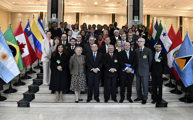 Autoridades del Grupo de Lima se reúnen para cooperar ante creciente migración venezolana