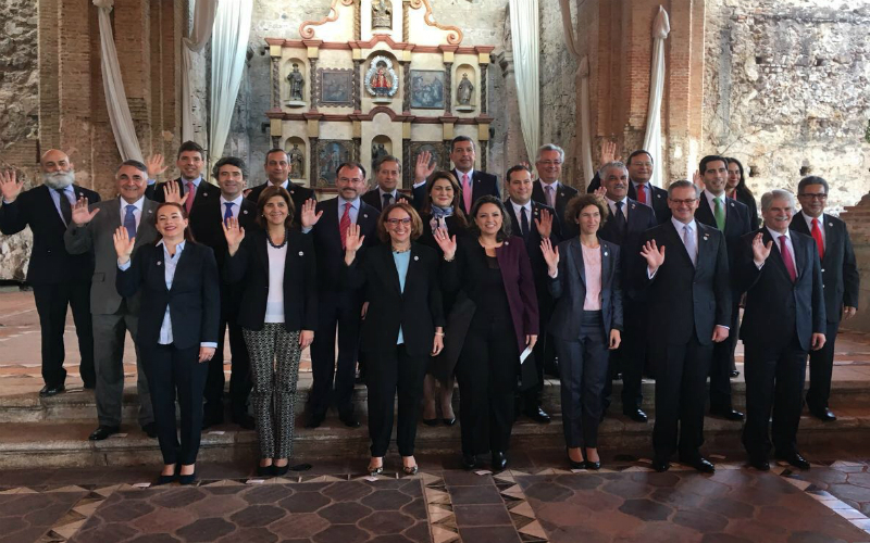 Perú se proyecta como cooperante iberoamericano