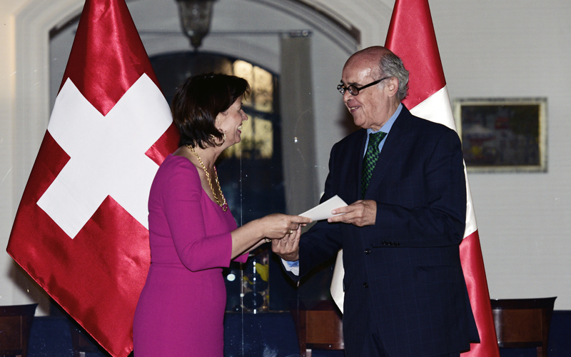 """Presentan la """"Estrategia País 2017-2020"""" de la cooperación suiza en apoyo del crecimiento sostenible e inclusivo del Perú"""