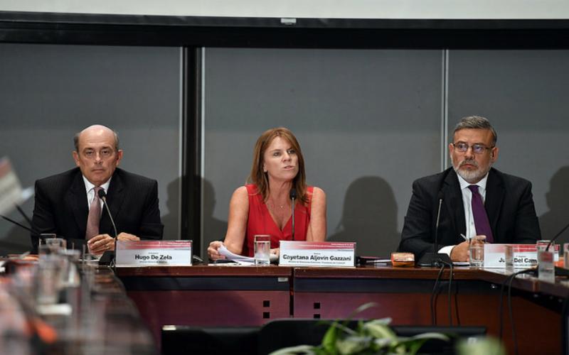 I Sesión Ordinaria del Consejo Nacional de Desarrollo de Fronteras e Integración Fronteriza