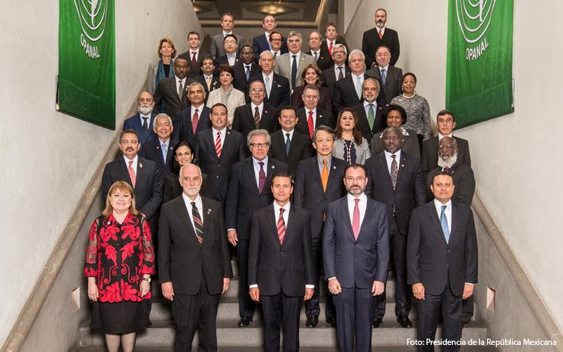El Perú reitera su compromiso con la paz y la seguridad internacionales durante el 50° Aniversario del Tratado de Tlatelolco