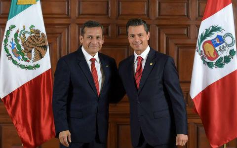 Visita Oficial Del Presidente De La República Del Perú Ollanta
