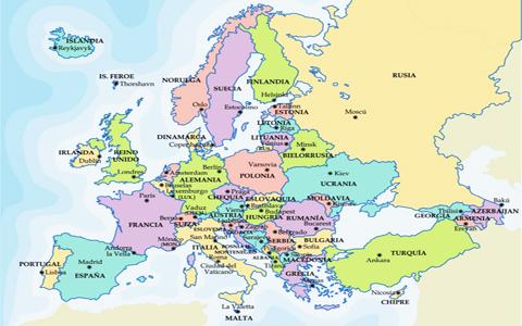 El Peru en Europa EUROPA